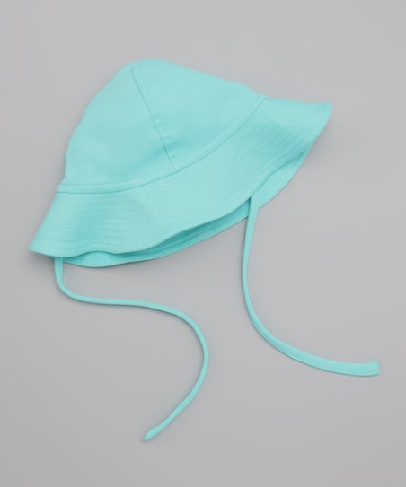 Turquoise Organic Sunhat