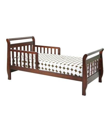 babymod Cherry Sleigh Toddler Bed