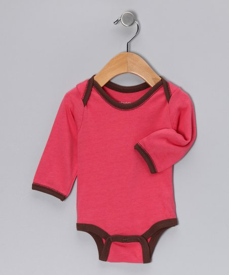 Blossom Soy Long-Sleeve Bodysuit - Infant