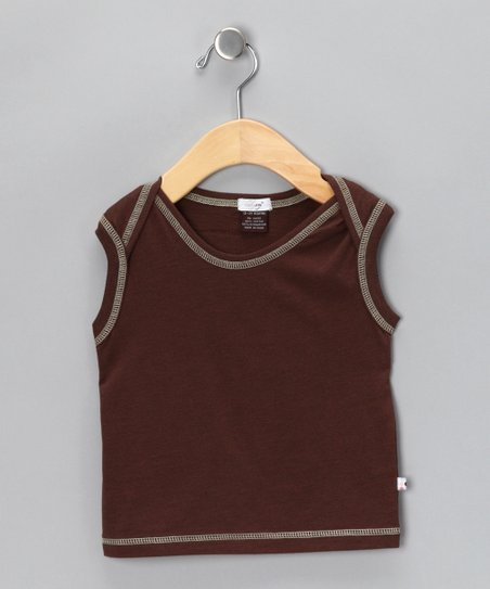 Chocolate Soy Summer Tee - Infant