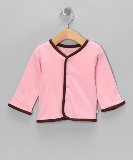 Petal Soy Cardigan - Infant