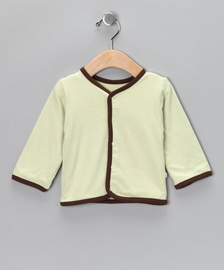 Tea Soy Cardigan - Infant