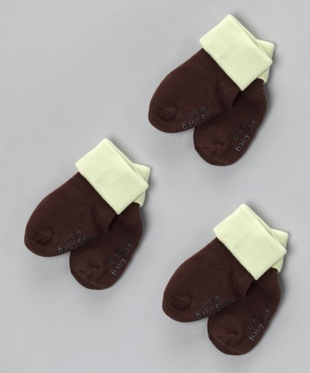 Chocolate & Tea Soy Socks Set