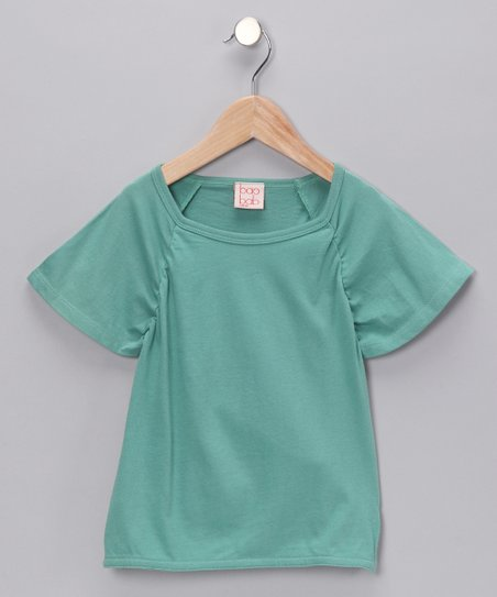 Green Gelato Organic Tee - Kids