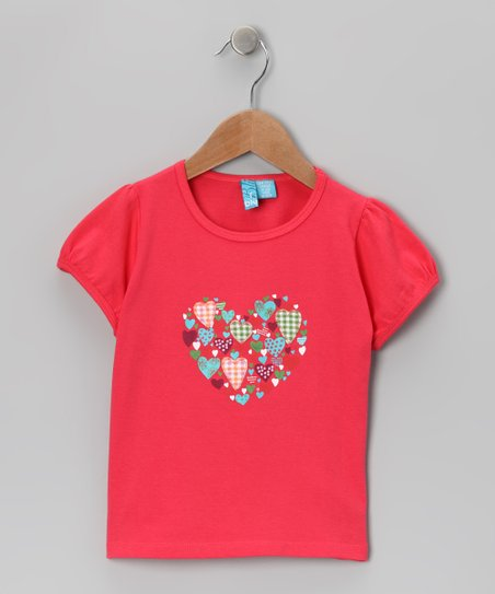 Watermelon Heart Tee - Infant & Toddler