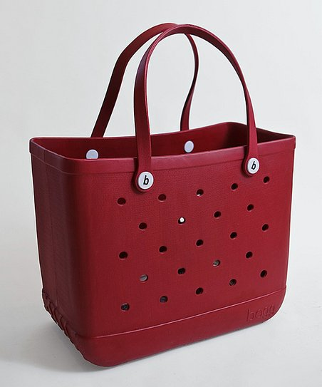 Mauve-lous bogg bag