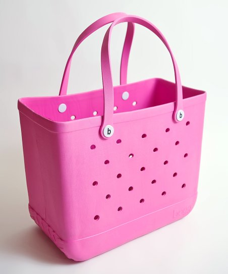 Pink-ing Of bogg bag