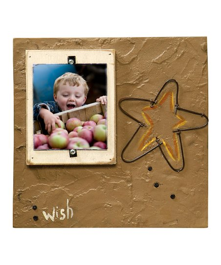 'Wish' 3'' x 3'' Picture Frame