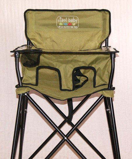 Sage Travel High Chair
