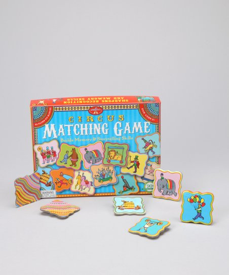 Circus Matching Game