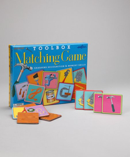 Tool Box Matching Game