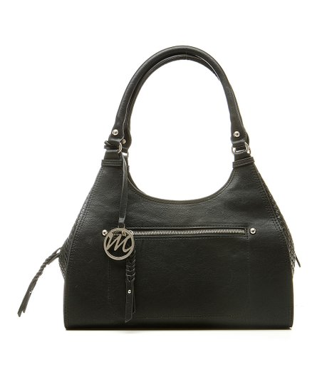 Black Breana Shoulder Bag