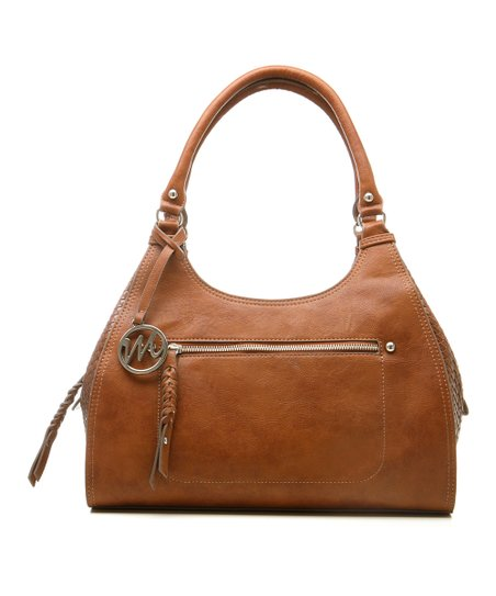 Brown Breana Shoulder Bag