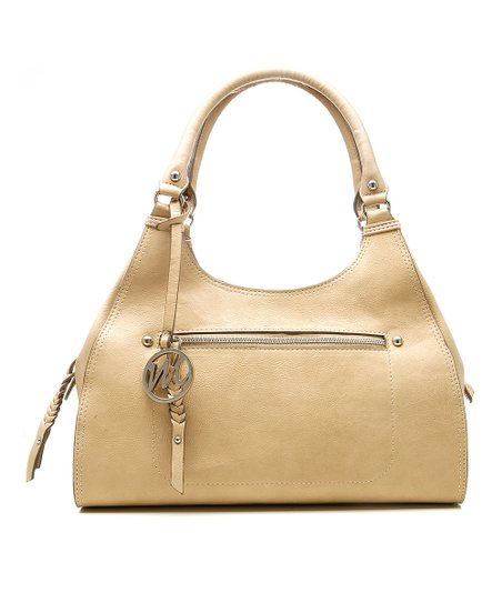 Taupe Breana Shoulder Bag