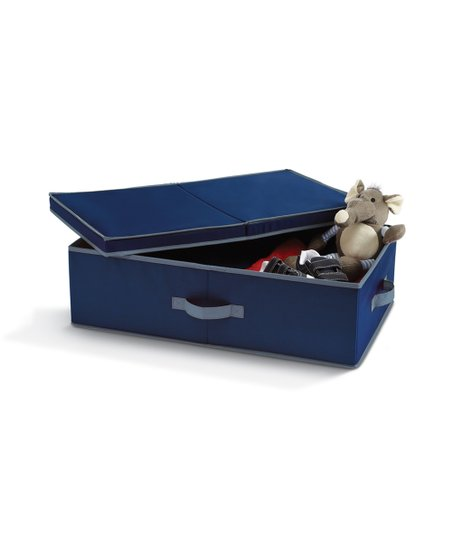 Navy & Blue Underbed Storage Bin