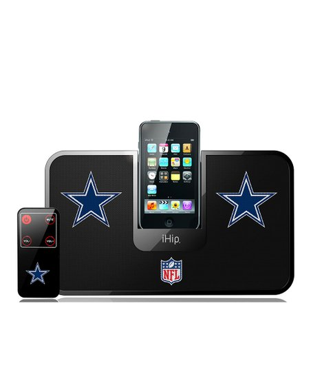 Dallas Cowboys iDock Speaker for iPhone/iPod