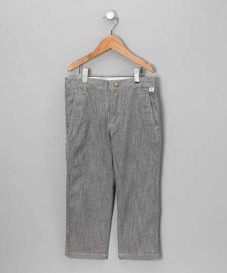 Gray Jeans - Infant, Toddler & Boys