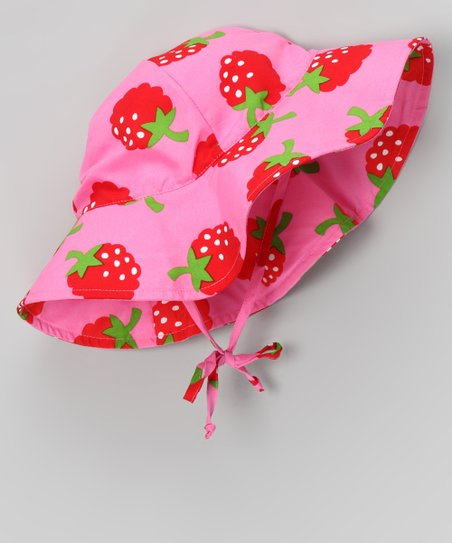 Red Raspberry Sunhat