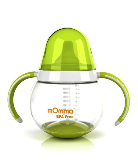 mOmma Green 8.4-Oz. Dual-Handle Cup