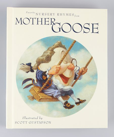 Mother Goose Personalized Voice Narration Board Book