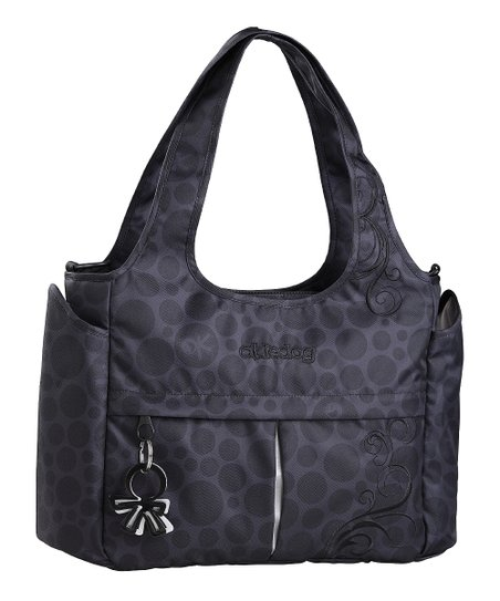 Black Bliss Celeb Diaper Bag