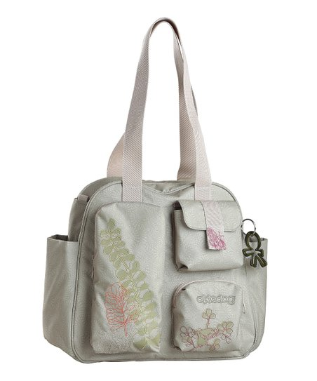Green Nature Namaste Diaper Bag