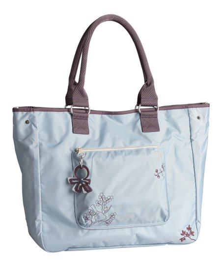 Ashley Blue Sidamo Versa Diaper Bag