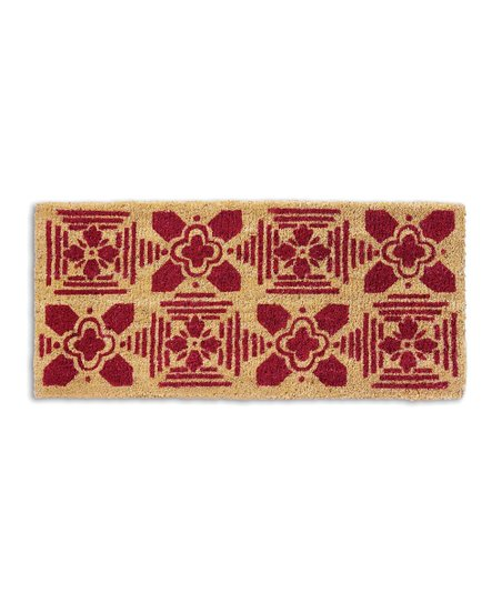 Chalet Diamond Estate Coir Doormat