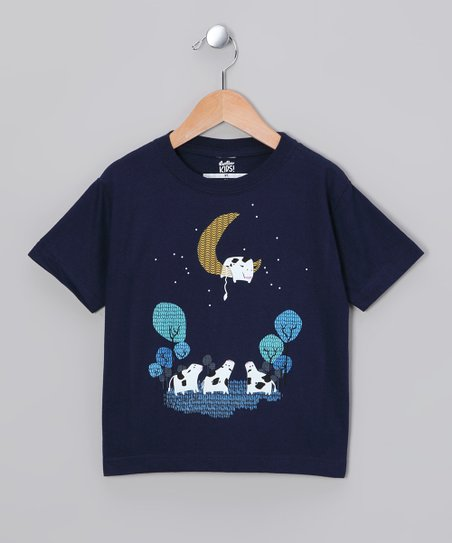 Navy Fail Tee - Toddler & Kids