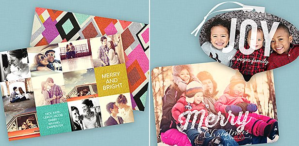 $35 for $75 of Custom Holiday Cards