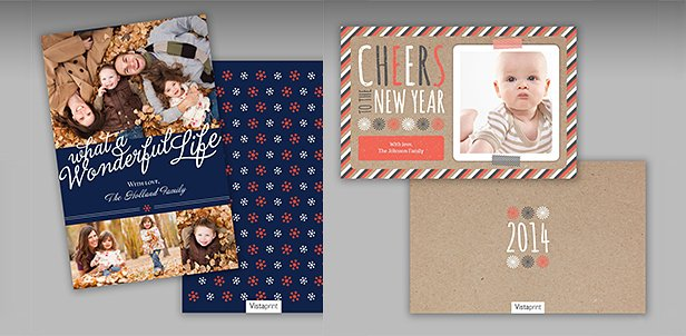 $20 for $40 of Holiday Cards & Paper Goods