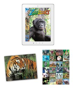 Zoobooks Print & Digital Subscription with Bonus Gifts for $15