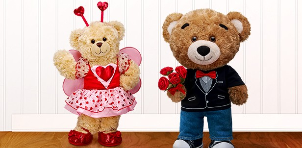 $15 for $30 at Build-A-Bear Workshop