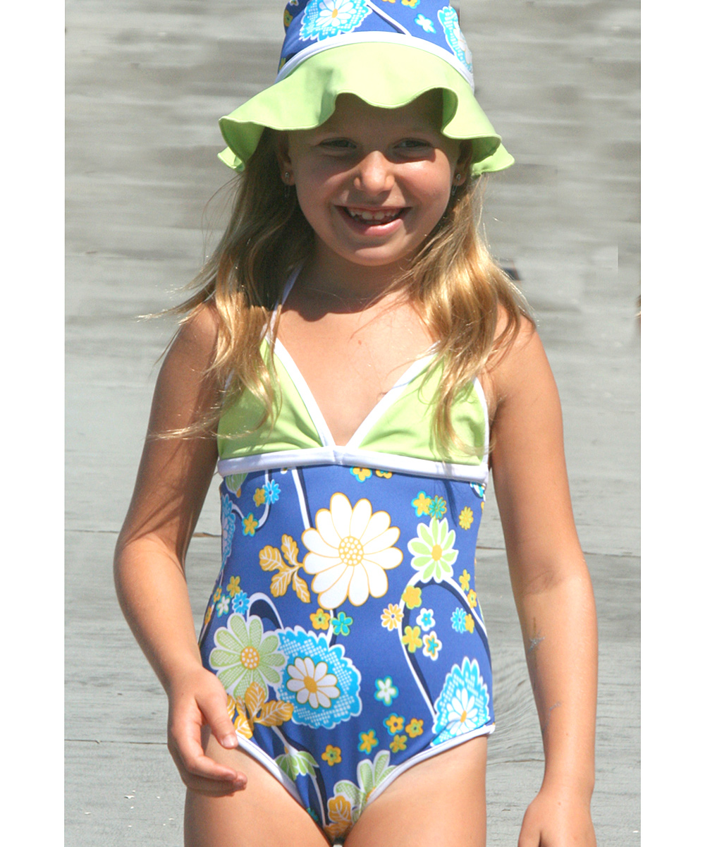 Zulily Little Girls Swimwear