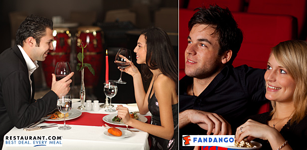 Fandango &amp; Restaurant.com