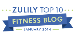 zulily top 10 fitness blog