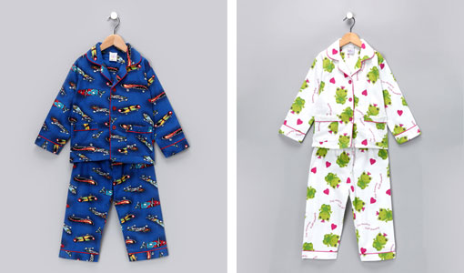 Papabear Loungeabouts Children's Pajamas